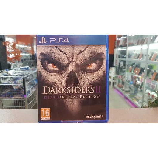 Darksiders 2 - Joc PS4