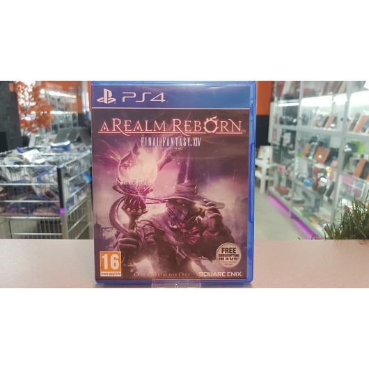 Final Fantasy XIV - A Realm Reborn - Joc PS4