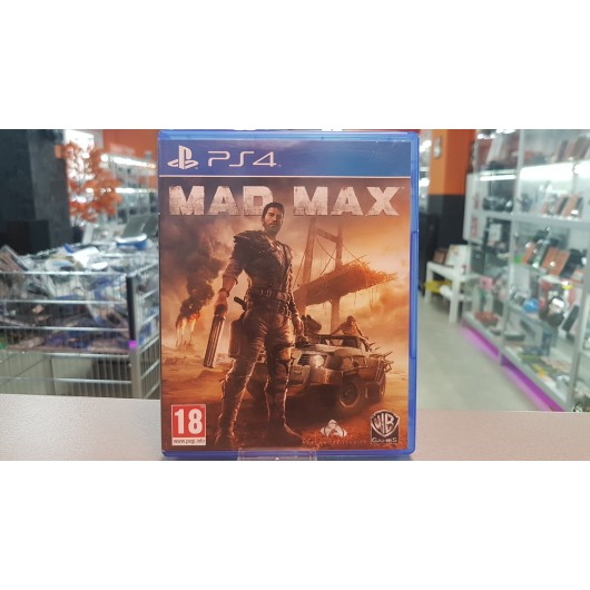 Mad Max - Joc PS4