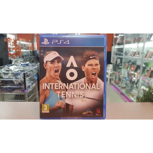 AO International Tennis - Joc PS4