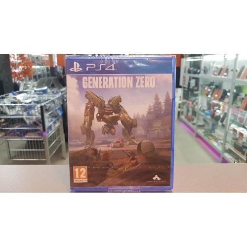 Generation Zero - Joc PS4