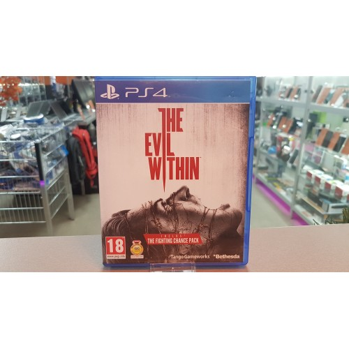 The Evil Within - Joc PS4
