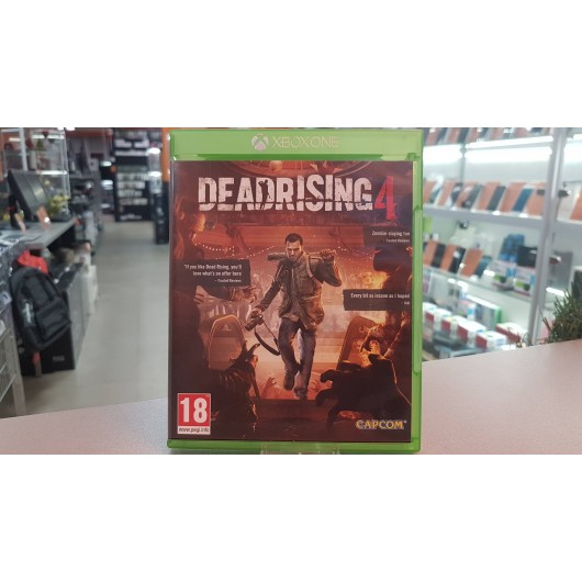 Dead Rising 4 - Joc Xbox One