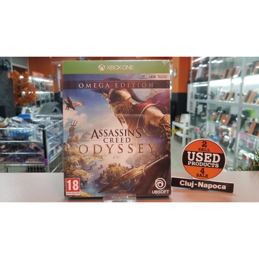 Assassin's Creed Odyssey Omega Edition - Joc Xbox One