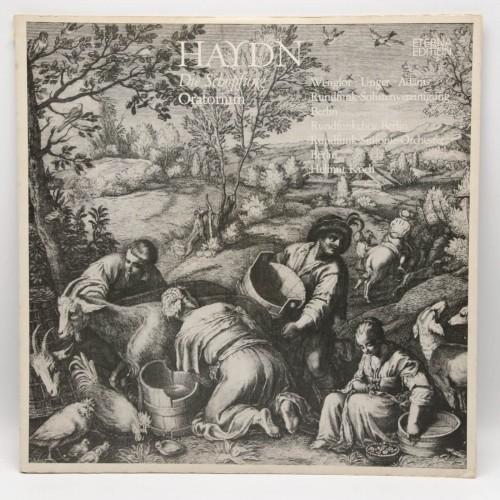 Joseph Haydn Die Schopfung - Disc vinil
