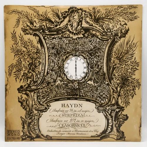 Joseph Haydn Simfonia 94, 101 - Disc vinil