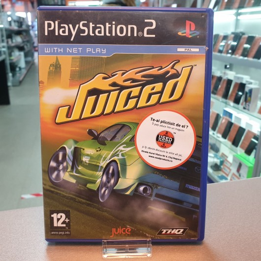 Juiced - Joc PS2