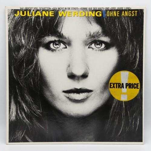 Juliane Werding - Ohne Angst - Disc Vinil