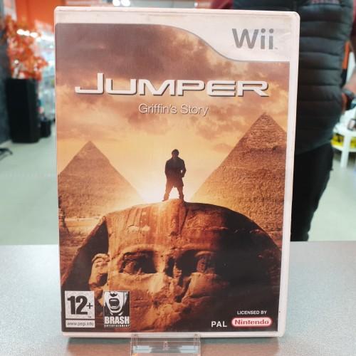 Jumper Griffin's Story - Joc WII