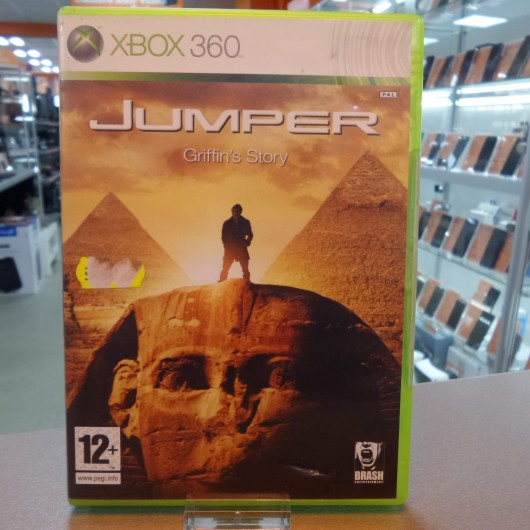 Jumper Griffin's Story - Joc Xbox 360