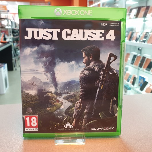 Just Cause 4 - Joc Xbox One