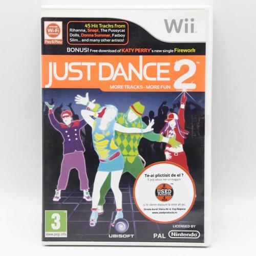 Just Dance 2 - Joc Nintendo WII