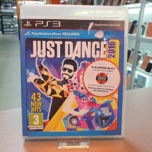 Just Dance 2016 - Joc PS3