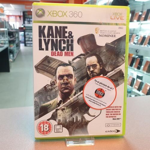 Kane&Lynch: Dead Men - Joc Xbox 360