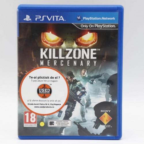 Killzone Mercenary - Joc PS Vita