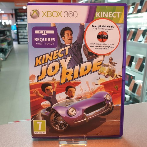 Kinect Joy Ride - Joc Xbox 360