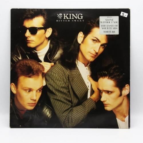 King – Bitter Sweet - CBS 86320 - Disc vinil
