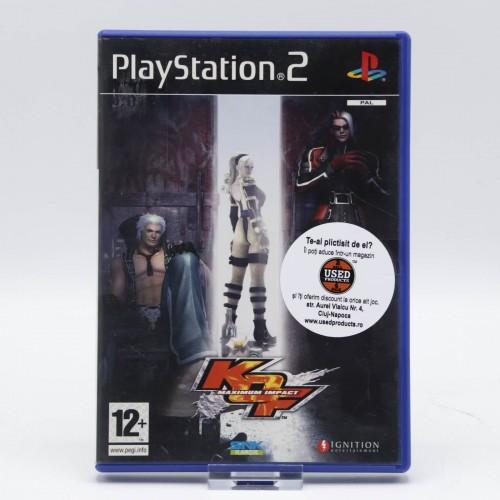 King of Fighters Maximum Impact - Joc PS2
