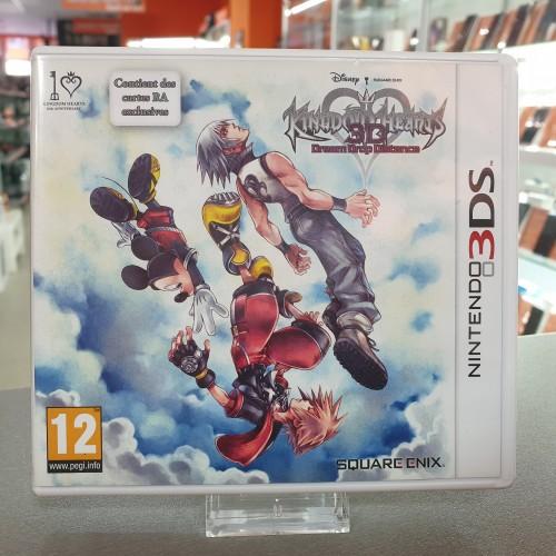Kingdom Hearts 3D Dream Drop Distance - Joc Nintendo 3DS