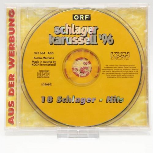 Koch International Schalger Karussell 96 - CD Muzica