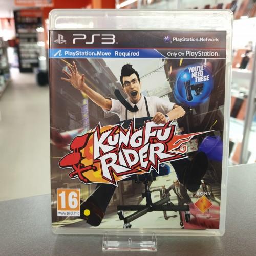 Kung Fu Rider - Joc PS3