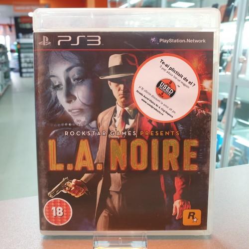 L.A Noire - Joc PS3