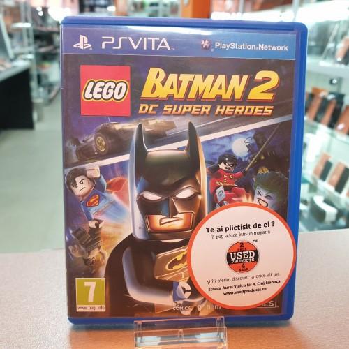 LEGO Batman 2 DC Super Heroes - Joc PS Vita