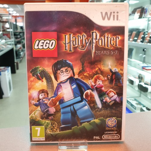 LEGO Harry Potter 5-7 - Joc WII