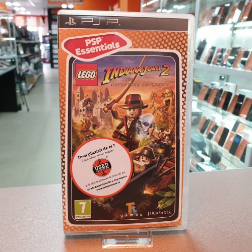 LEGO Indiana Jones 2 - The Adventure Continues - Joc PSP