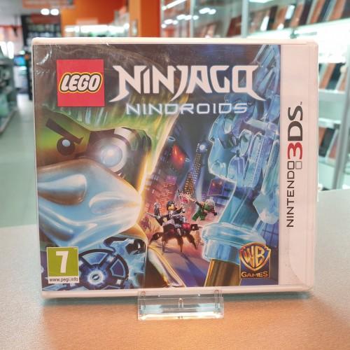 LEGO Ninjago Nindroids - Joc Nintendo 3DS