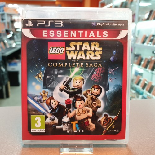 LEGO Star Wars The Complete Saga - Joc PS3