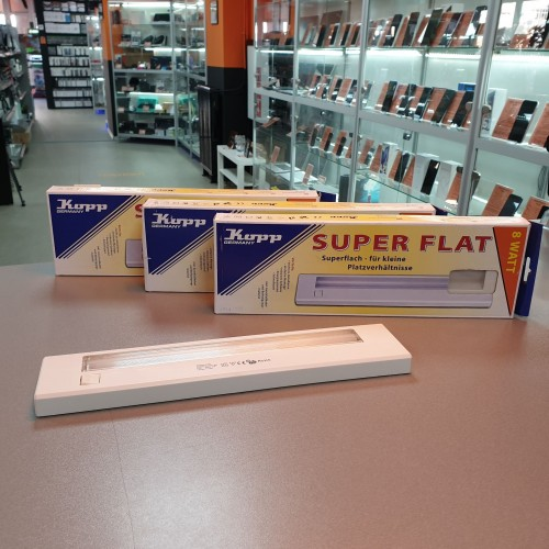 Lampa fluorescenta Kopp Superflat 8W