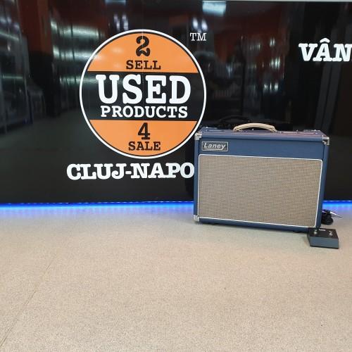 Laney Lionheart L5T-112 - Amplificator pe lampi pentru chitara, 5W, 2 canale