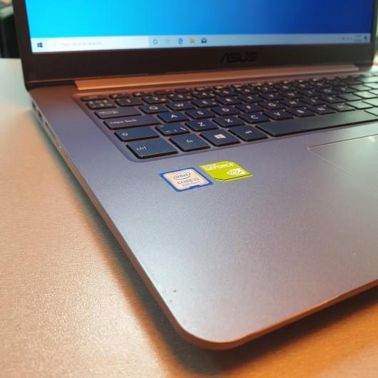 Laptop ASUS VivoBook 15 X510UN - i5 8250u, 8 Gb RAM, SSD 240 Gb, GF MX150