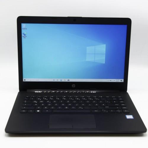 Laptop HP 14-CK0203NG - Intel Core i5 8250U, 8 Gb RAM, SSD 240 Gb, QWERTZ