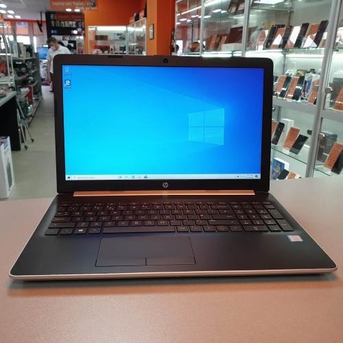 Laptop HP 15-da0038na - i5 8250u, 8 Gb RAM, SSD 120 Gb
