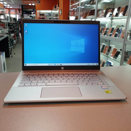 Laptop HP Pavilion 14-ce0505sa - i7 8550u, 8 Gb RAM, SSD 256, MX130