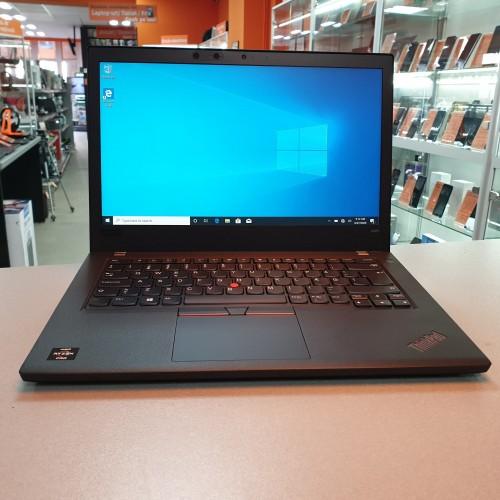 Laptop Lenovo ThinkPad A485 - AMD Ryzen 3, 8 Gb RAM, SSD 120 Gb