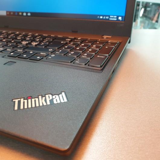 Laptop Lenovo ThinkPad L590 - i5 8265u, 8 Gb RAM, SSD 240 Gb