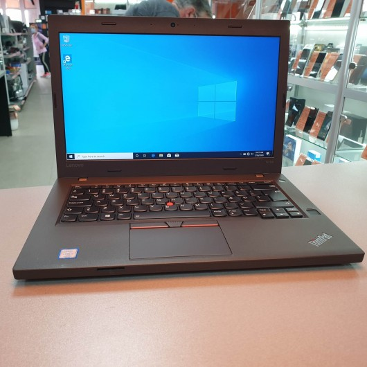 Laptop Lenovo ThinkPad T470p - i7 7820HQ, 32 Gb RAM, SSD 500 Gb