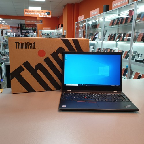Laptop Lenovo ThinkPad T580 - i7 8550U, 8 Gb RAM, SSD 256 Gb