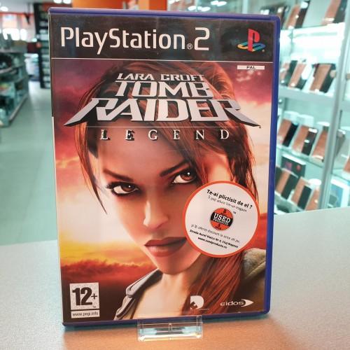 Lara Croft Tomb Raider Legend - Joc PS2