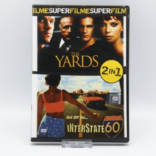 Legea Tacerii + Autostrada 60 / The Yards + Interstate 60 - DVD Filme
