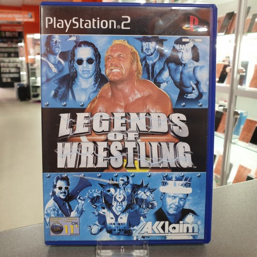 Legends of Wrestling - Joc PS2
