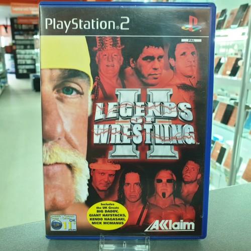 Legends of Wrestling 2 - Joc PS2