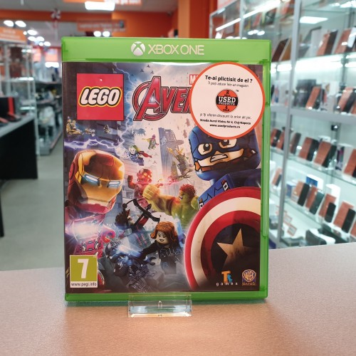 Lego Avengers - Joc Xbox ONE