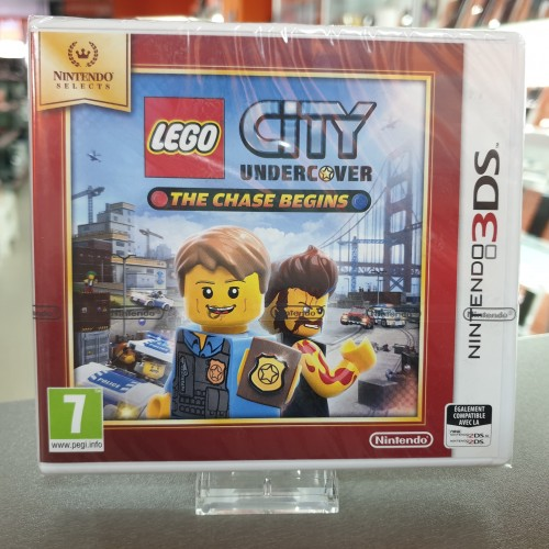 Lego City Undercover The Chase Begins - Joc Nintendo 3DS