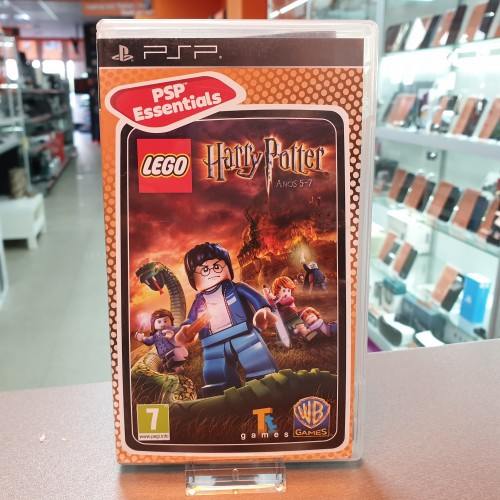 Lego Harry Potter 5-7 - Joc PSP