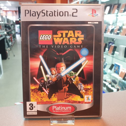 Lego Star Wars The Video Game - Joc PS2