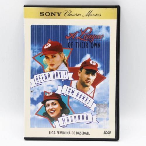 Liga Feminina de Baseball / A league of their Own - DVD